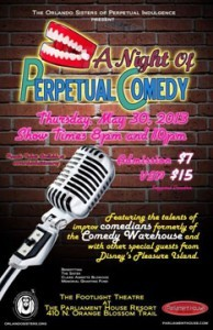 A Night of Perpetual Comedy III