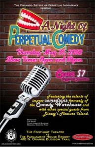 2nd Night of Perpetual Comedy